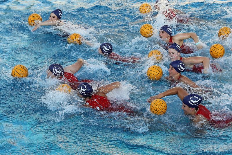 Wasserball Damen Schweizer CUP steht vor der Tür