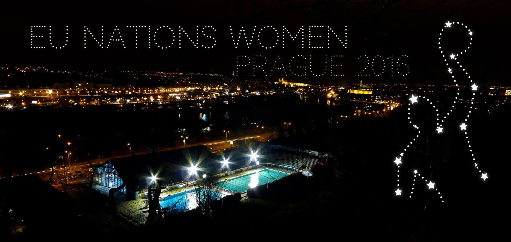 Wasserball Damen: EU Nations Cup in Prag