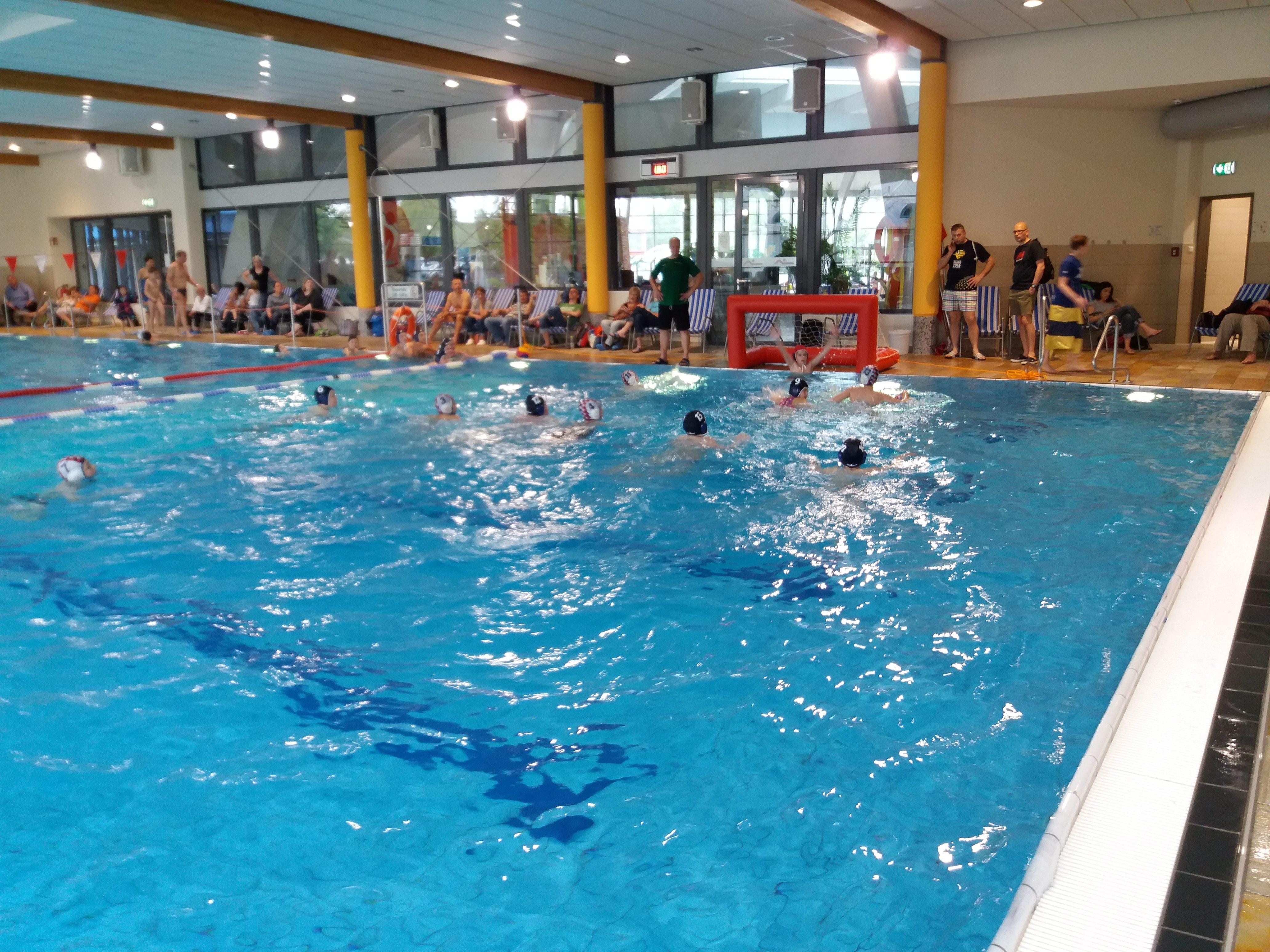 Wasserball Kinder: U13 Turnier in Weil am Rhein (7.5.2017)