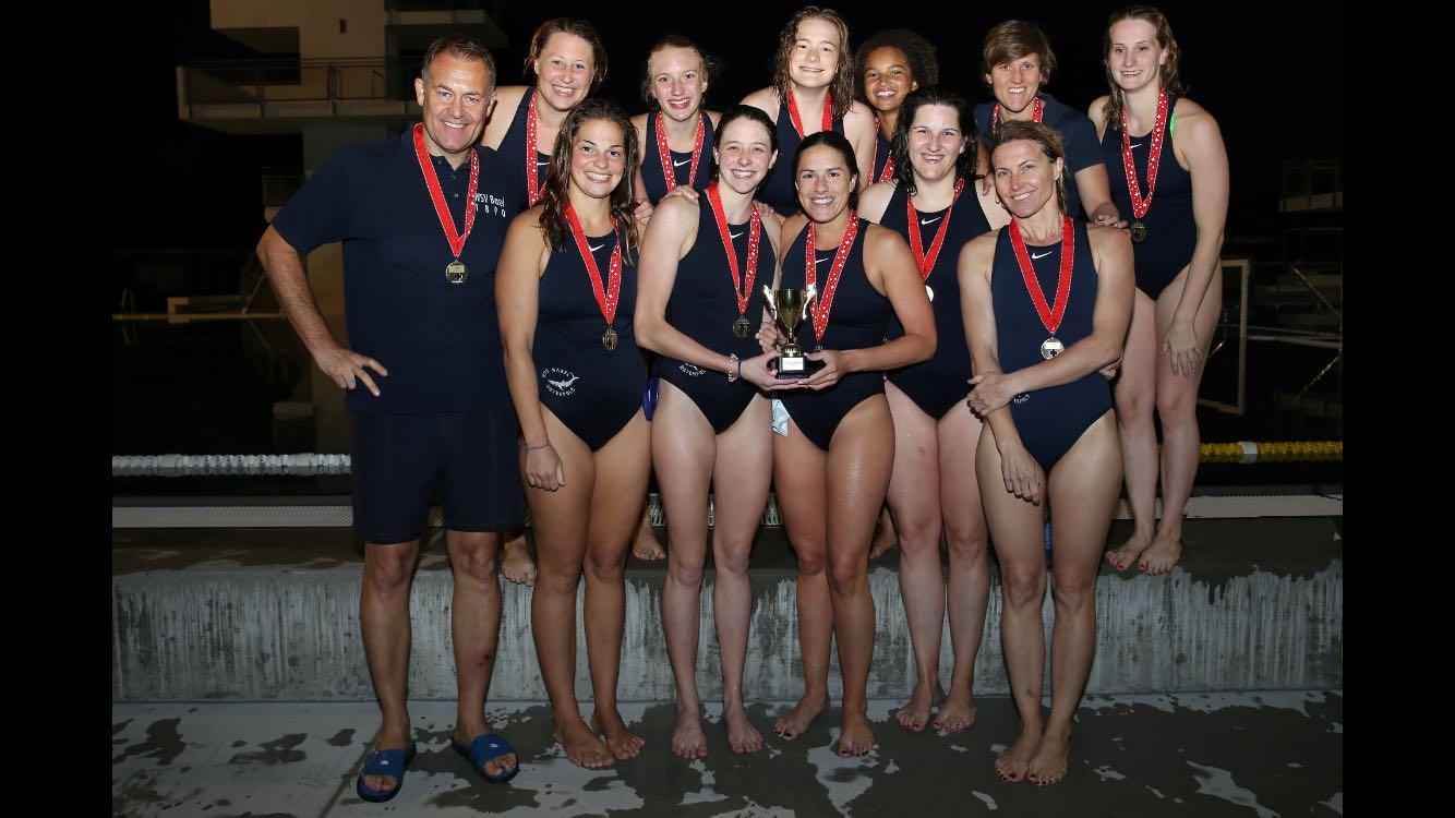 Wasserball Damen: Der WSV schliesst die Saison auf dem 3. Rang ab